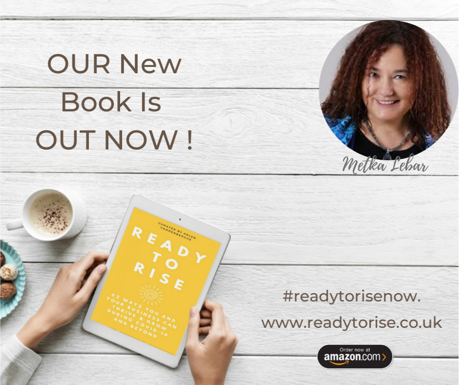 READY TO RISE BOOK IS OUT
